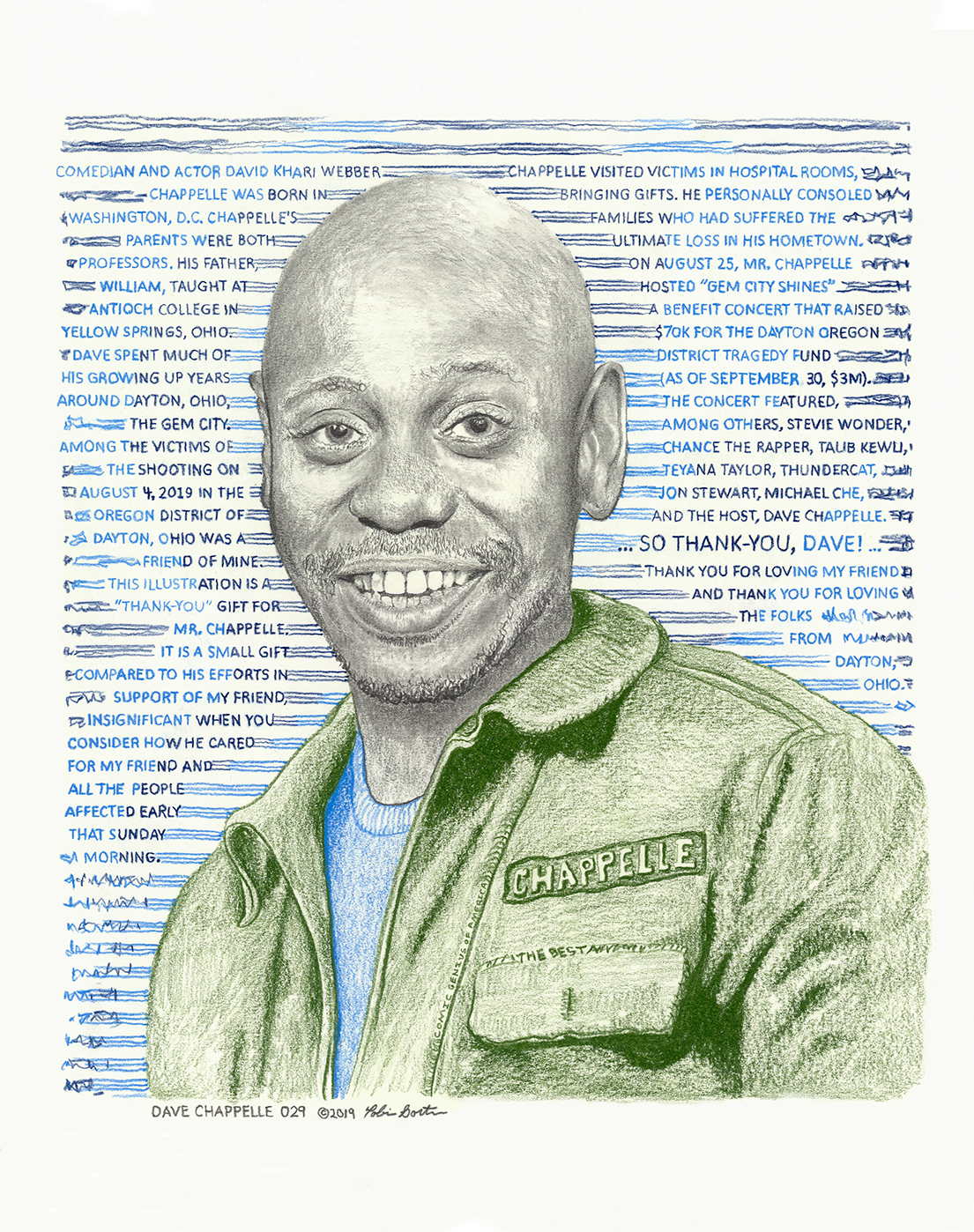 dave chappelle rgb thumb