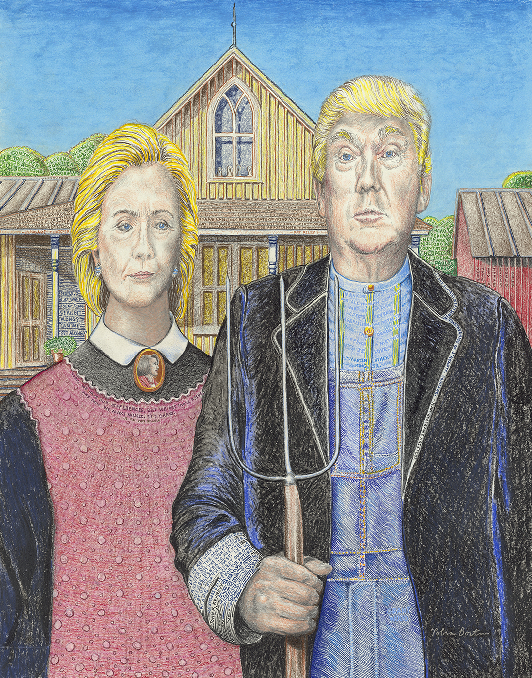 from American Gothic 11x14 thumb
