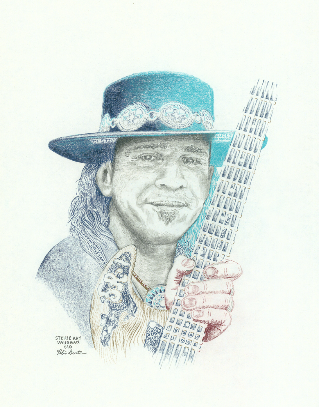 stevie ray vaughan rgb thumb
