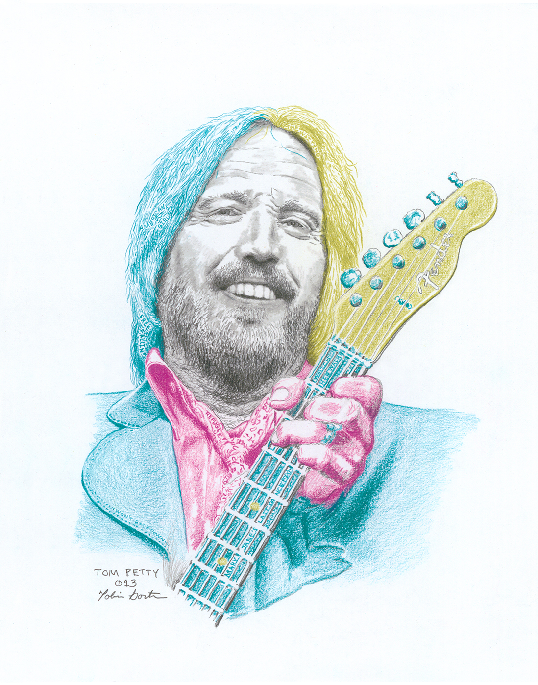 tom petty rgb thumb