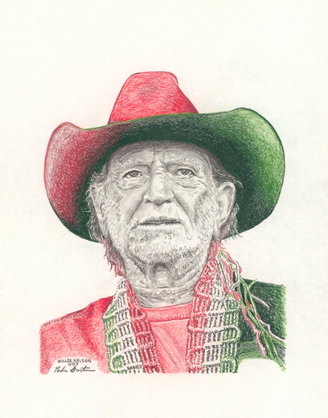 willie nelson rgb small