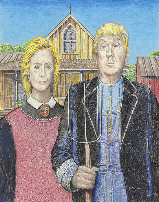 from American Gothic 11x14-front